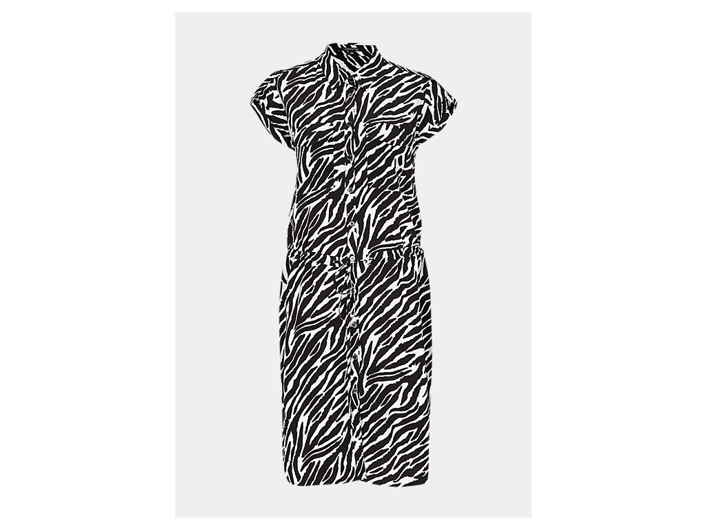 Halenkové šaty