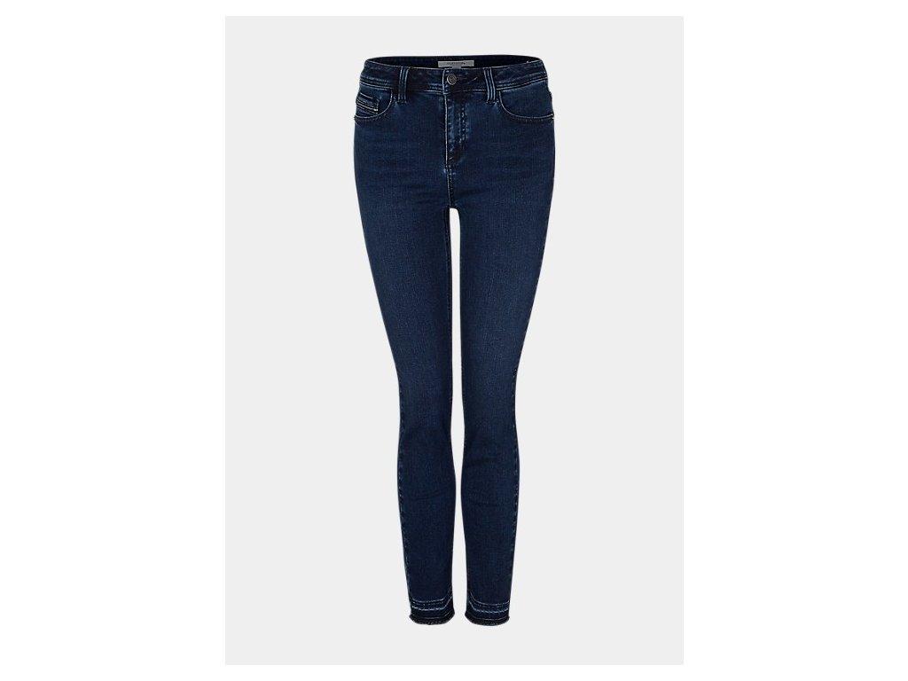 Kotníkové džíny