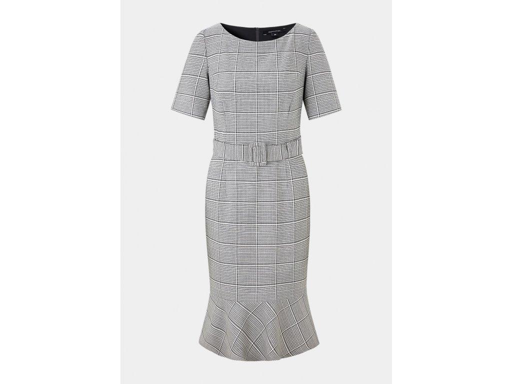 Žakárové šaty