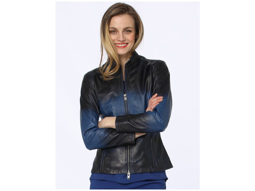 Kožená bunda Ellen