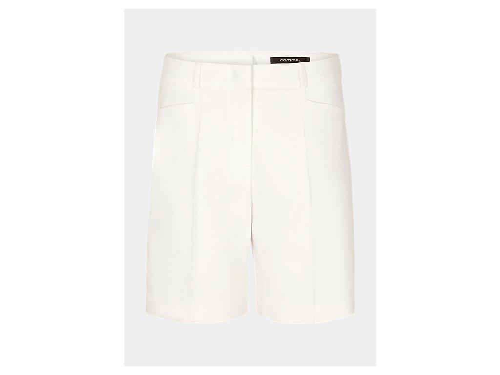 Bílé šortky