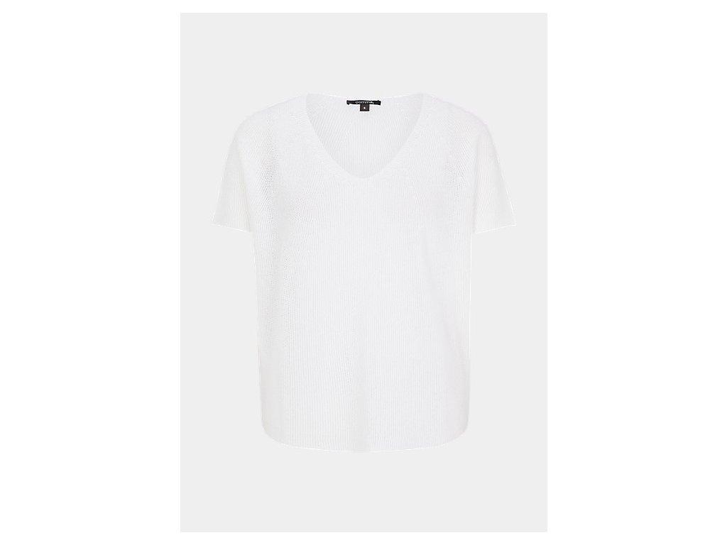 Bílý svetřík
