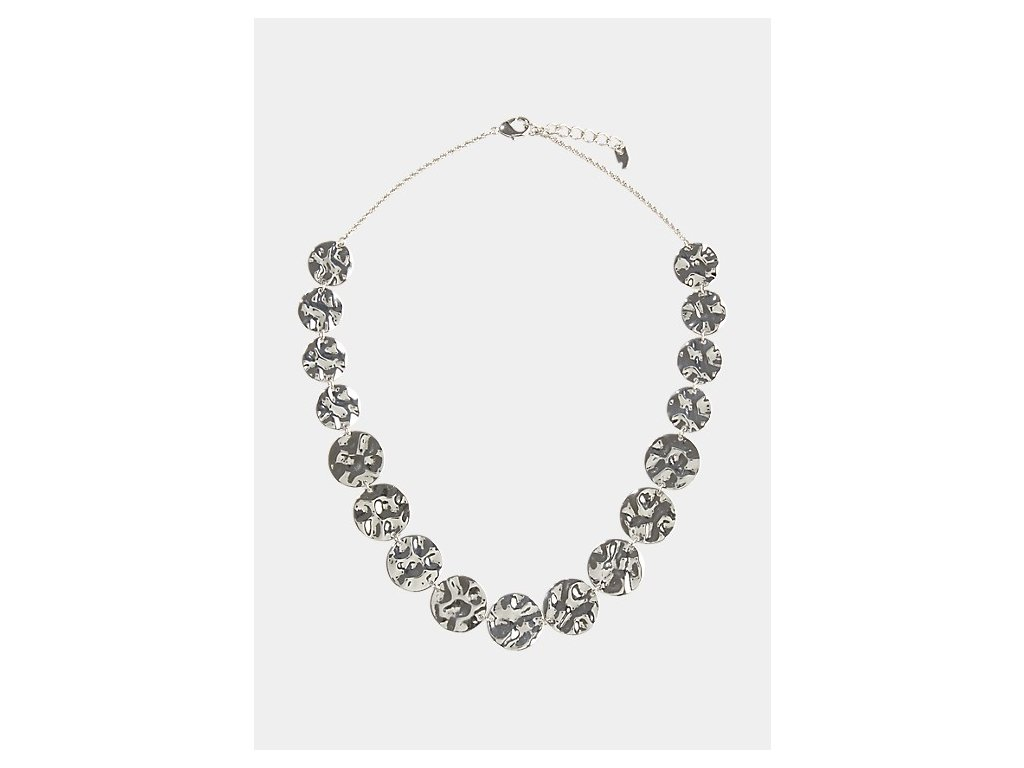 Stříbrný náhrdelník