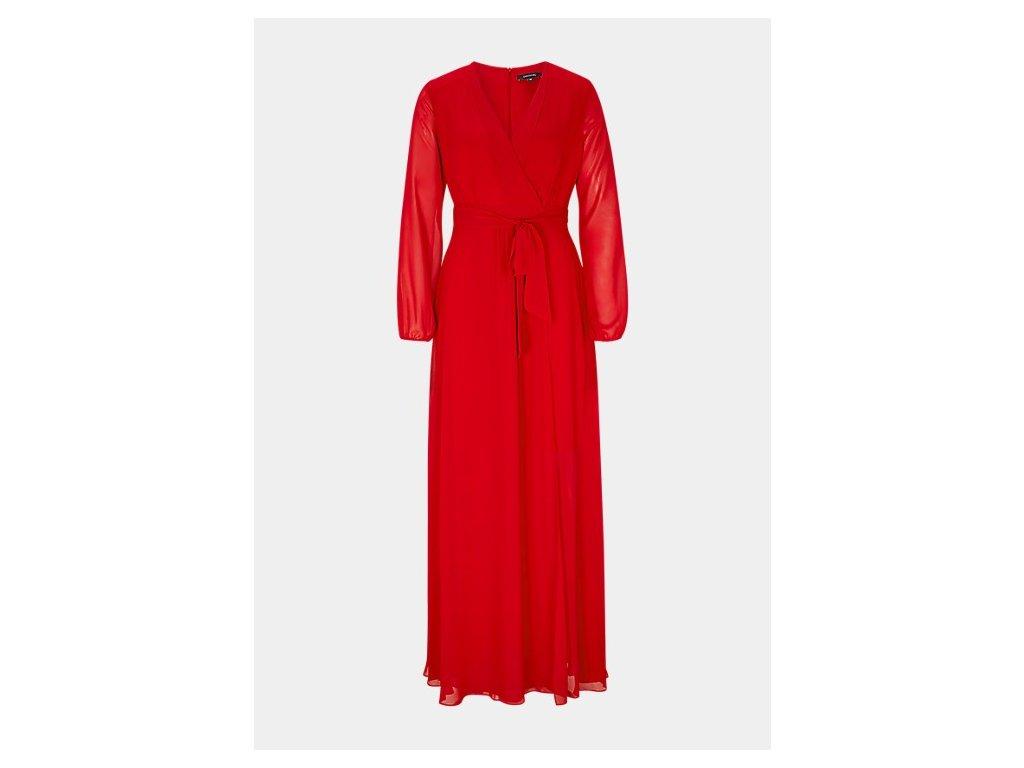 Červené Guido Selection šaty