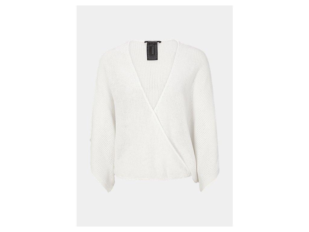 Bílý pulovr