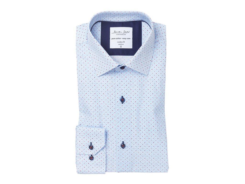 Modern fit košile Tortuga