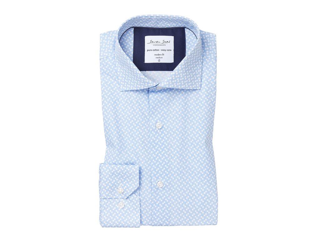 Slim fit košile Largo