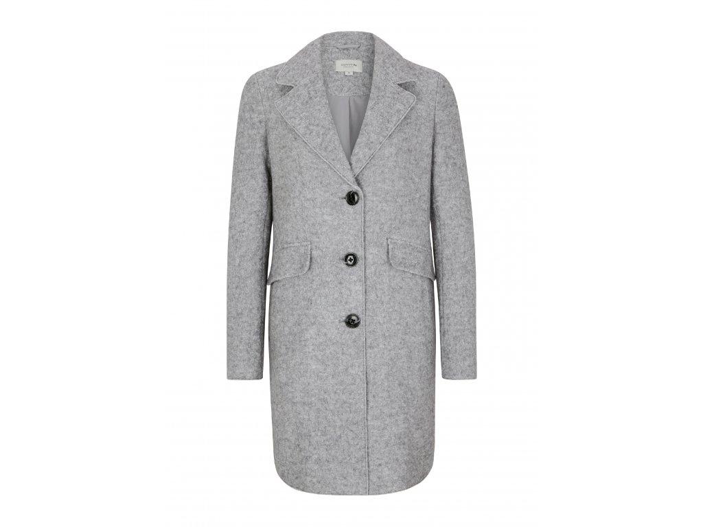 Šedý plášť