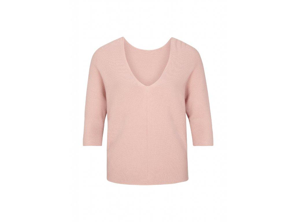 Ružový svetřík Comma