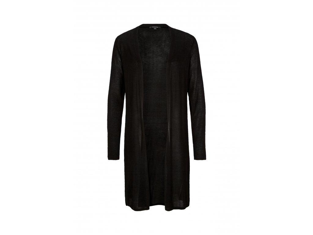 Černý pulovr