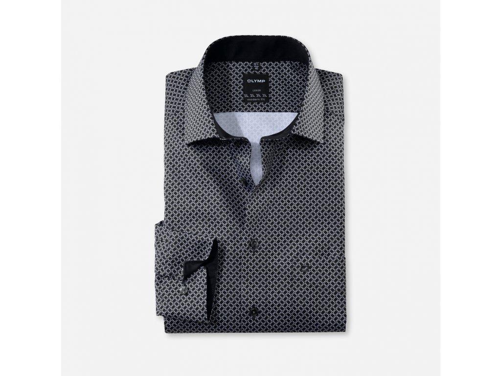 Košile Olymp černá