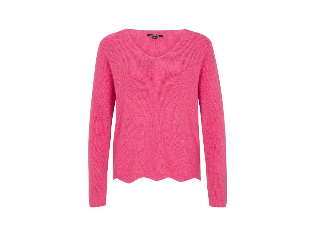 Pletený pulovr