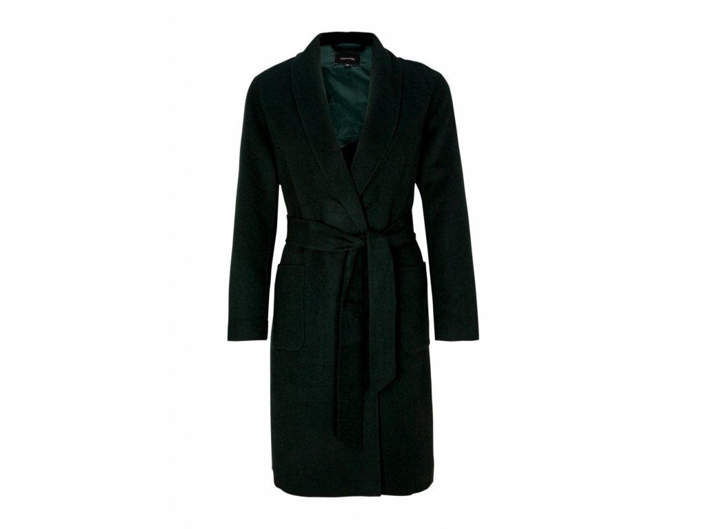 Smaragdový kabát