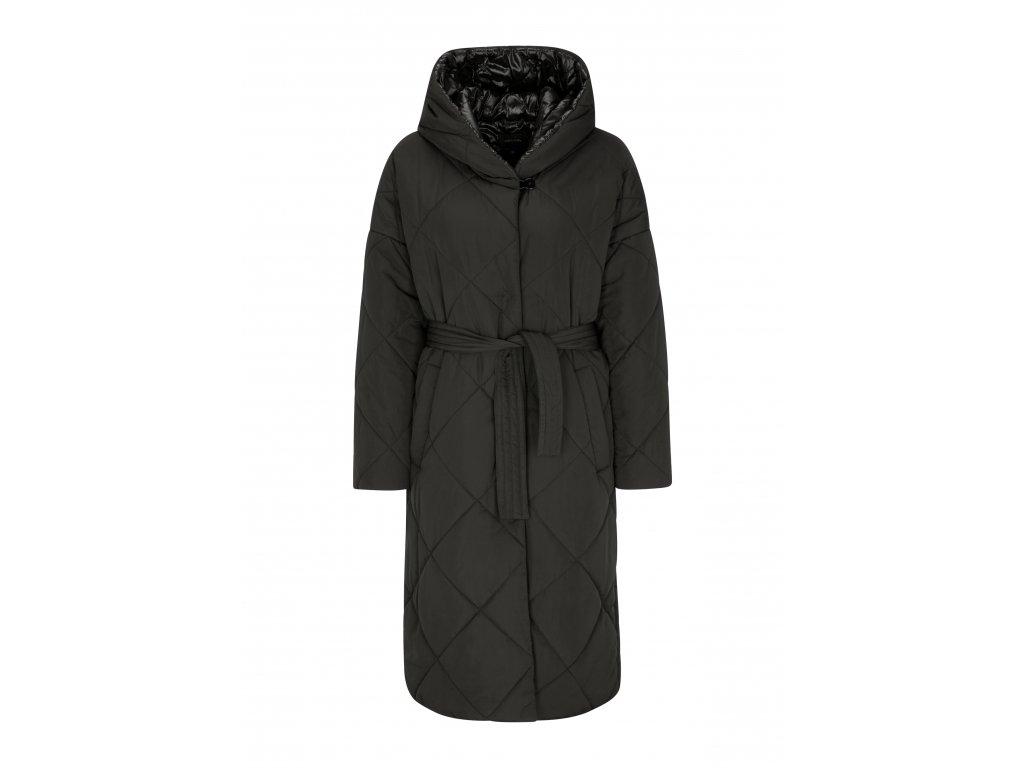 Zimní prošívaný kabát