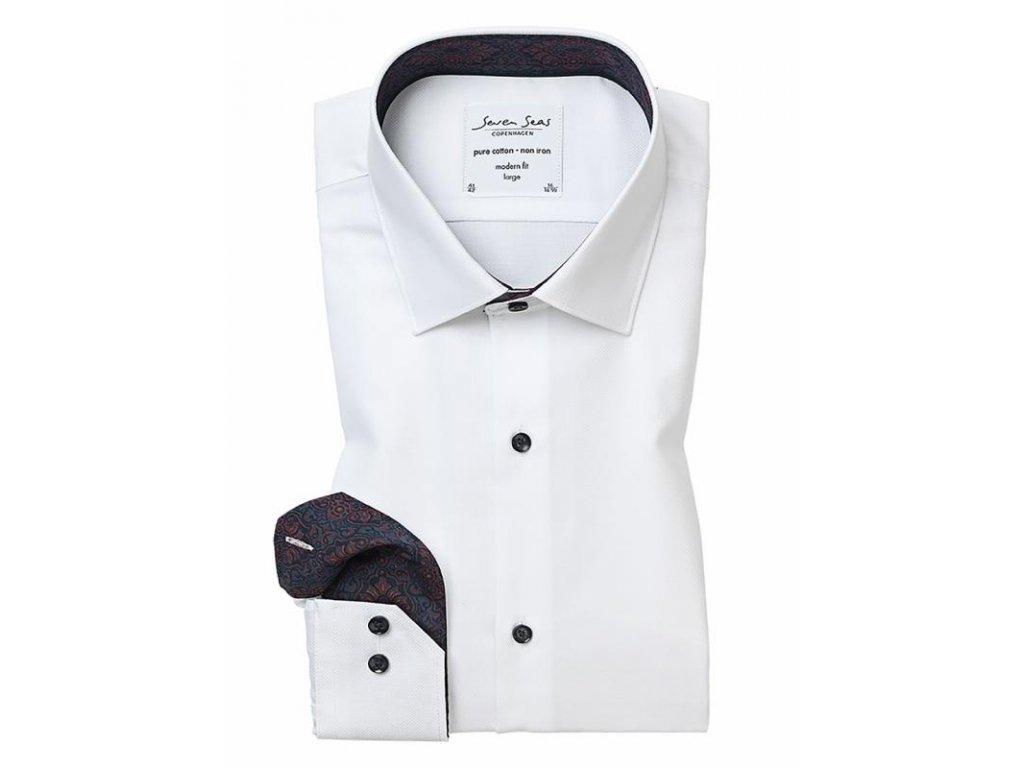 Modern Fit Royal Oxford košile