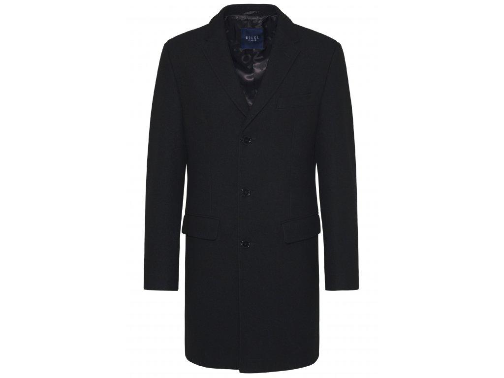 Kabát Deus černá