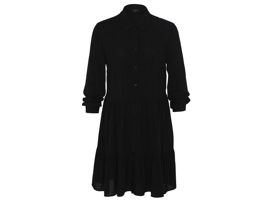 Černé šaty Cola