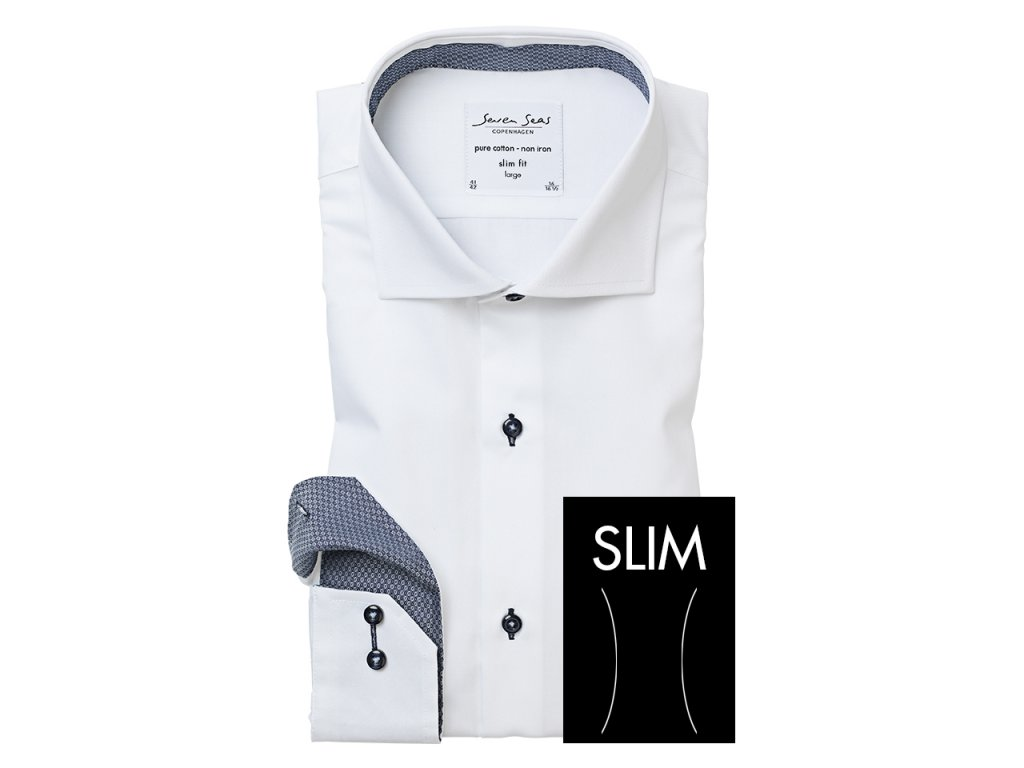 Slim fit košile Lamborghini