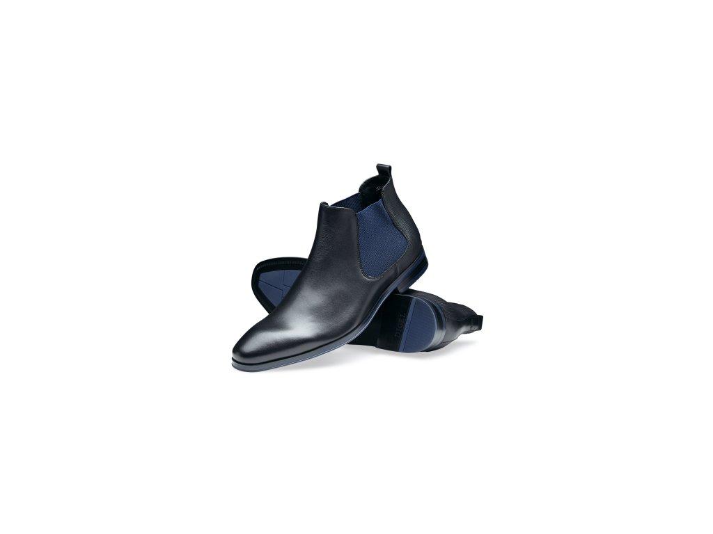 Kotníčkové boty Stetson