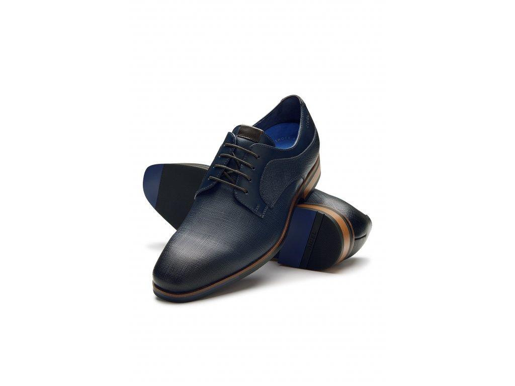 Tmavě modré boty Sio