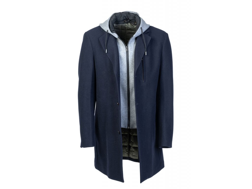 Pánský kabát Kale