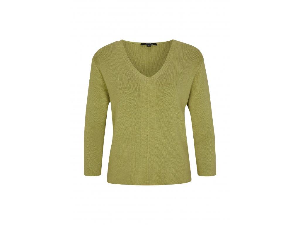 Jemně pletený svetr