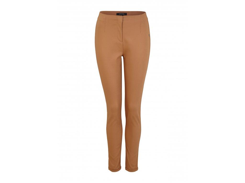 Hnědé kalhoty