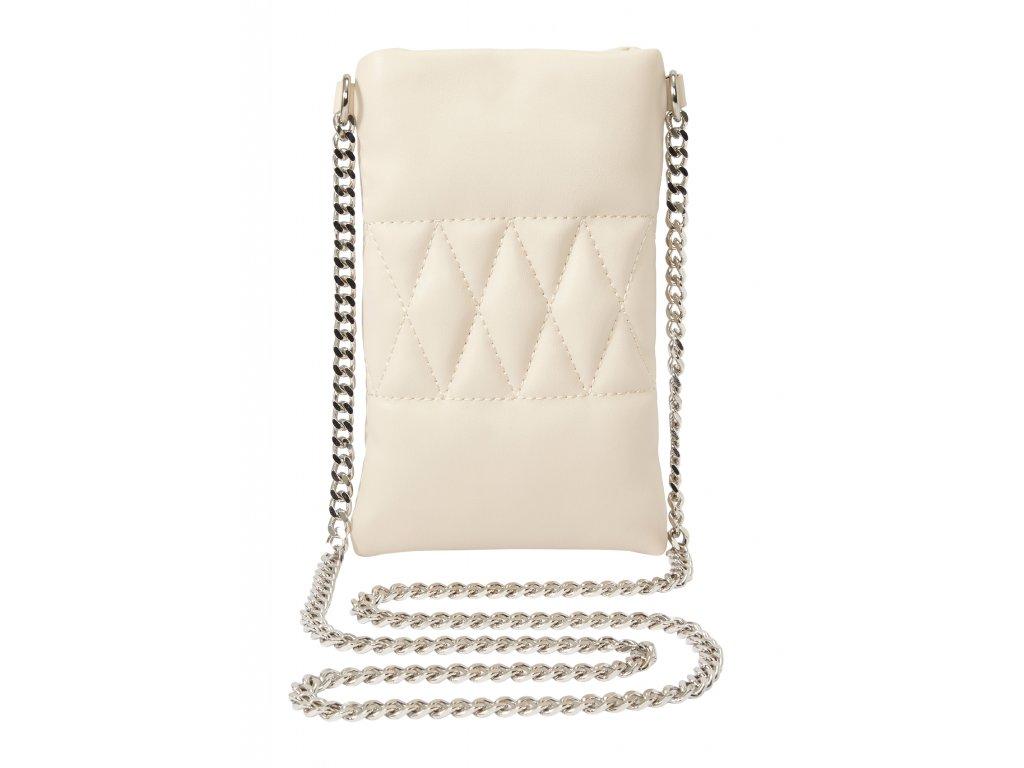 Pudrová kabelka na telefon