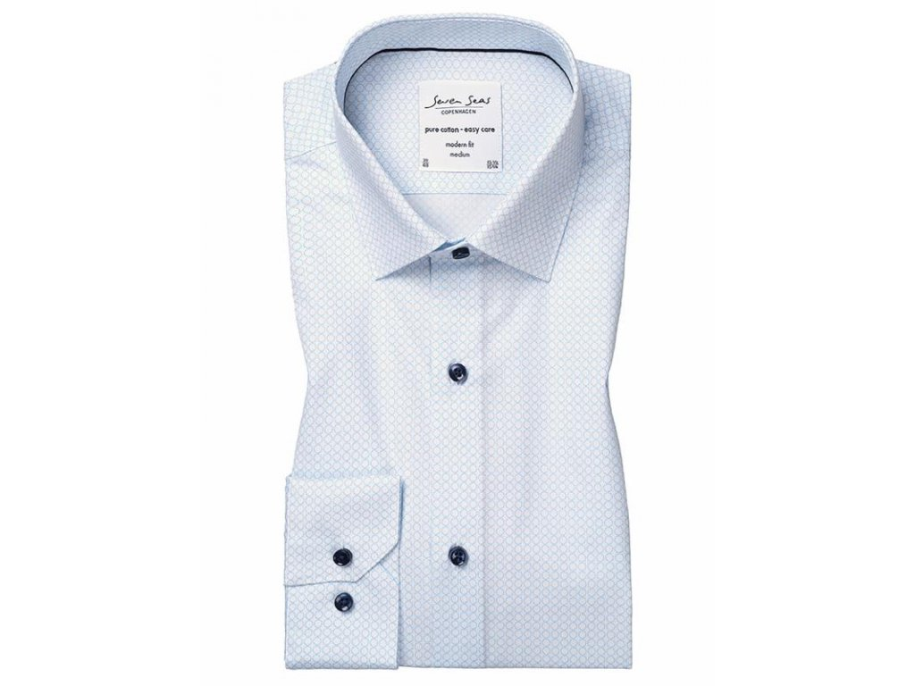 Modern fit košile New York