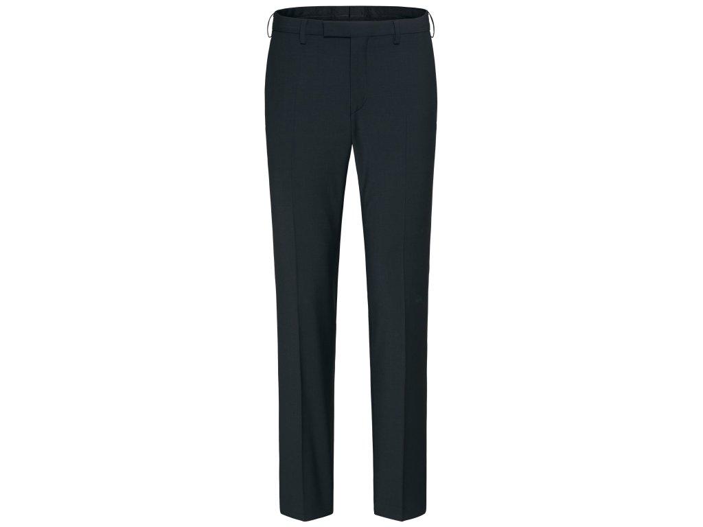 Černé oblekové kalhoty Kai
