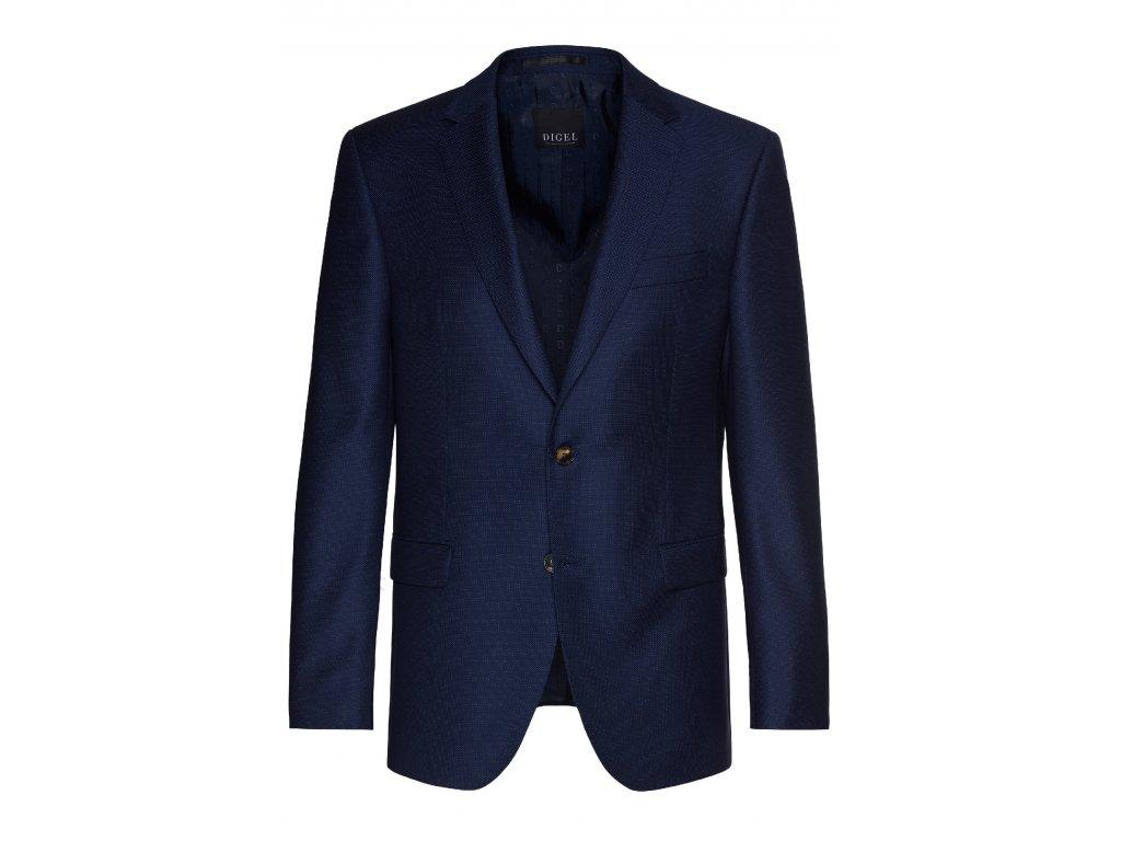 Tmavě modré oblekové sako Duncan-AMF