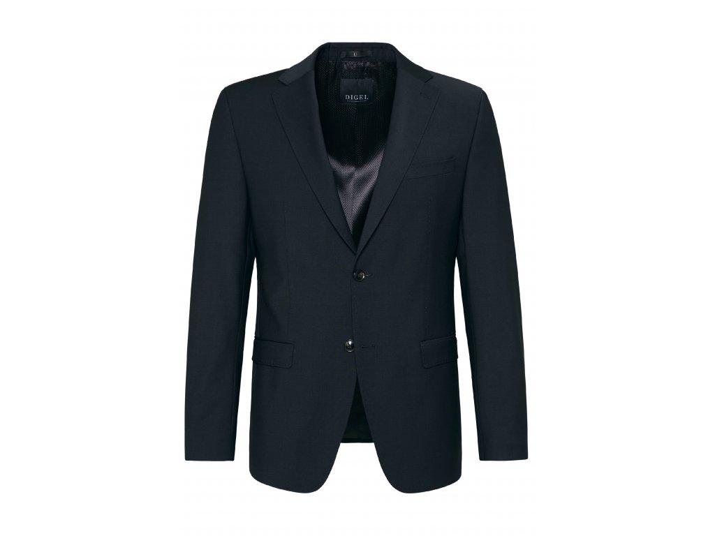Černé oblekové sako Klaas