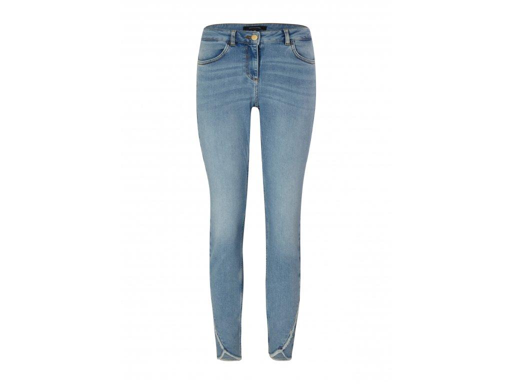 Strečové skinny džíny