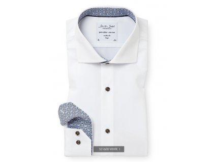 Modern fit košile Fine Twill