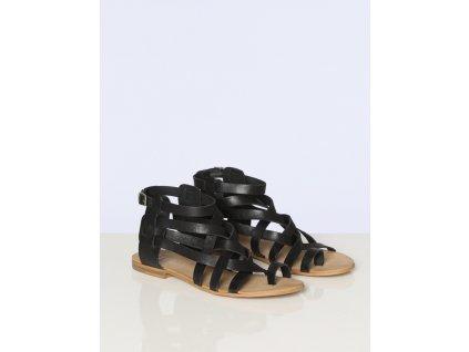 Páskové sandálky