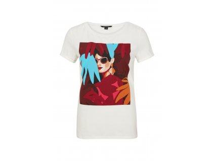 Bílé triko z kolekce Today for Tomorrow