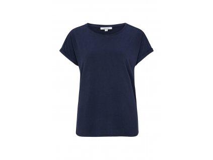 Tmavě modré tričko