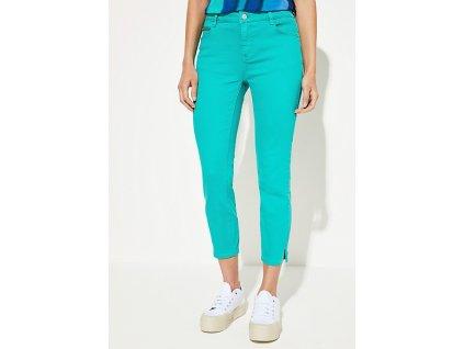 Tyrkysové džíny