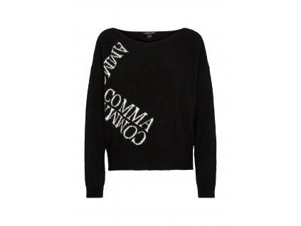Měkký vlněný svetr