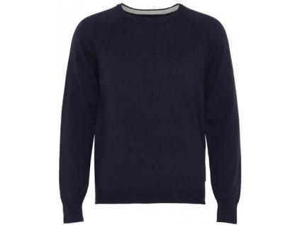 Tmavě modrý svetr