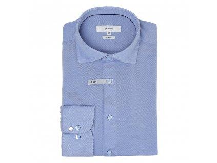 Světle modrá Slim Fit košile