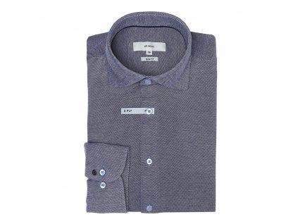 Modrá Slim Fit košile