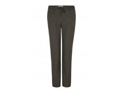 Pruhované kalhoty