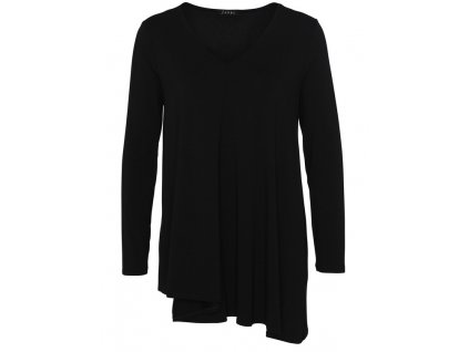 Černé triko Margarita
