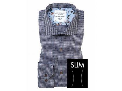 Slim fit košile Royce
