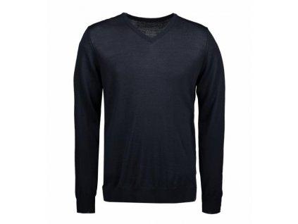 Vlněný pulovr