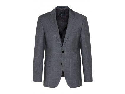 Šedé oblekové sako Duncan-AMF