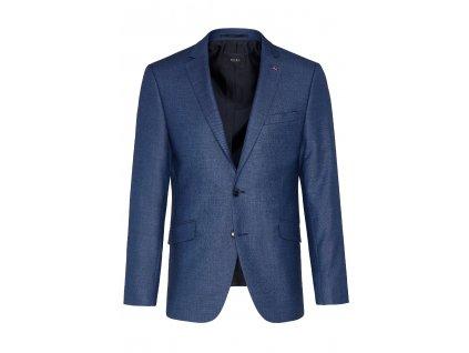 Tmavě modré oblekové sako Allan