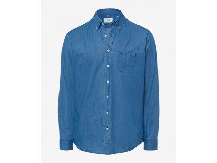Modrá košile Daniel