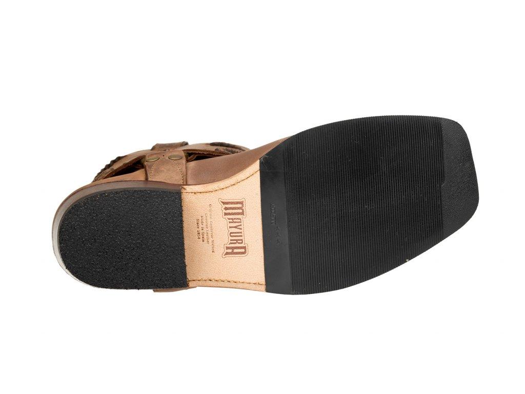 Westernová obuv Koně Mayura - K422 - Stockrider 6cb010ff62